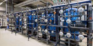 Industrielles Abwassertechnik